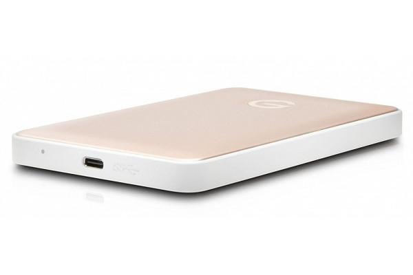 MacBook 良伴,G-Technology 推出 G-DRIVE mobile USB Type-C 外接硬碟