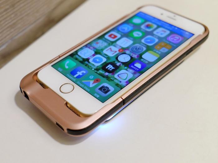 iPhone 6/6s 專用,qrono MIN 可分離充電手機殼動手玩