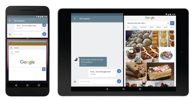 Android N 預覽版開始下載:新增分割畫面、通知欄回覆功能