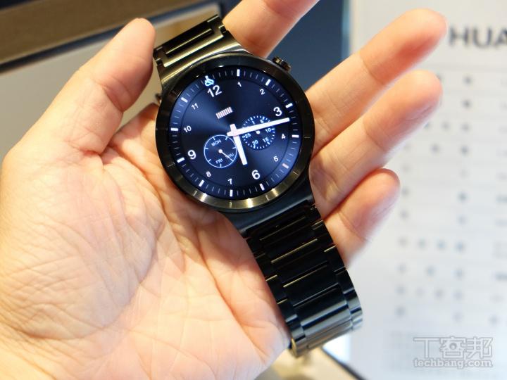 華為 Huawei Watch 即日起支援正體中文,新增藍牙通話功能