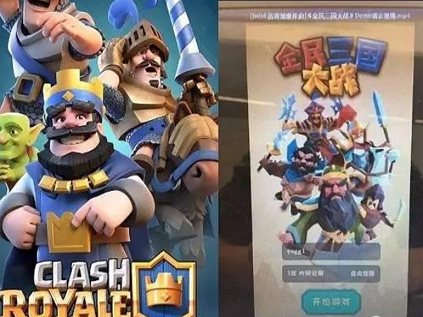 部落衝突遊戲商在中國最頭痛的一件事:山寨衝突、野豬騎士變張飛!