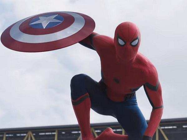 蜘蛛人正式現身英雄內戰預告,制服卻忘了從Sony帶來?