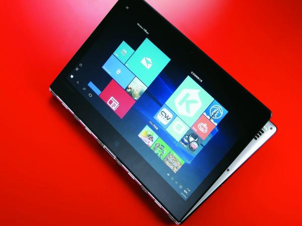 Lenovo Yoga 900-二合一變形筆電再升級