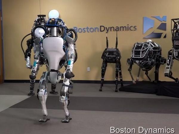 AlphaGo成為明星產品之後,Google卻可能賣掉旗下最強的機器人公司?為什麼?