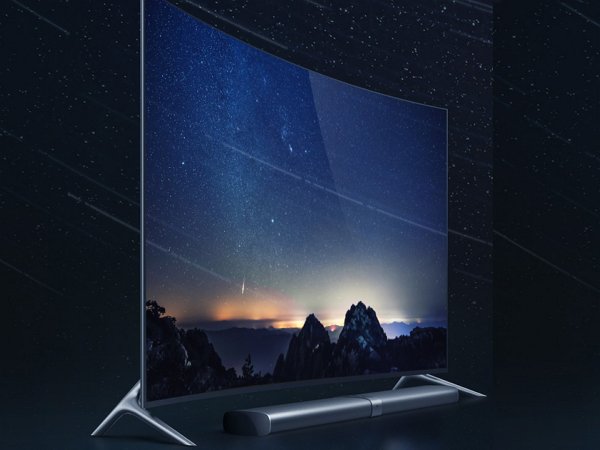 小米電視3S 43吋版本正式發佈,還有65吋曲面電視版本