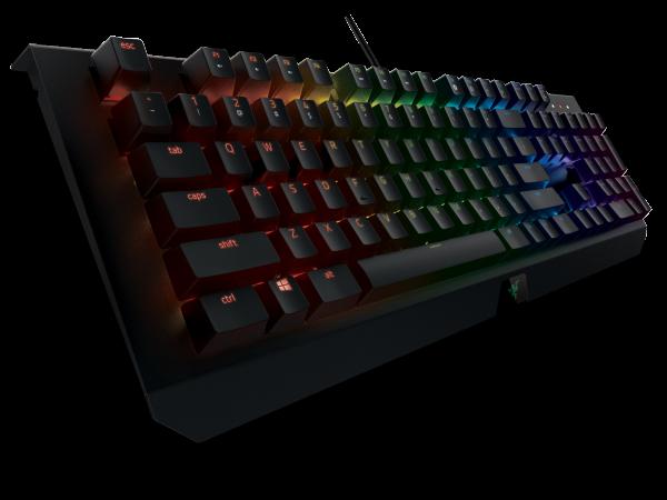 Razer 推出更平價的 Blackwidow X 機械式電競鍵盤,最便宜只要 60 美元
