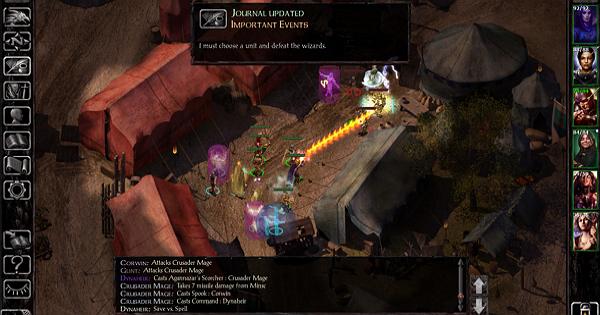 時隔 18 年,《博德之門》官方擴充包在 Steam 發佈