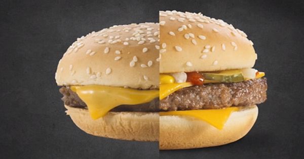為什麼廣告漢堡與實際差很大?麥當勞實拍影片說明廣告漢堡是怎麼拍的