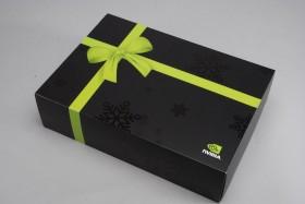 聖誕快樂!送你一包 GTX 570