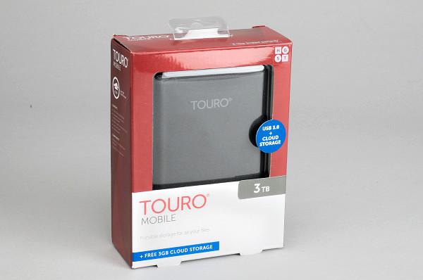 3TB 容量盡情儲存,HGST Touro Mobile 行動外接硬碟實測