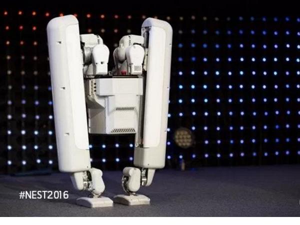 Google的另一間機器人公司Schaft,推出新款雙足機器人