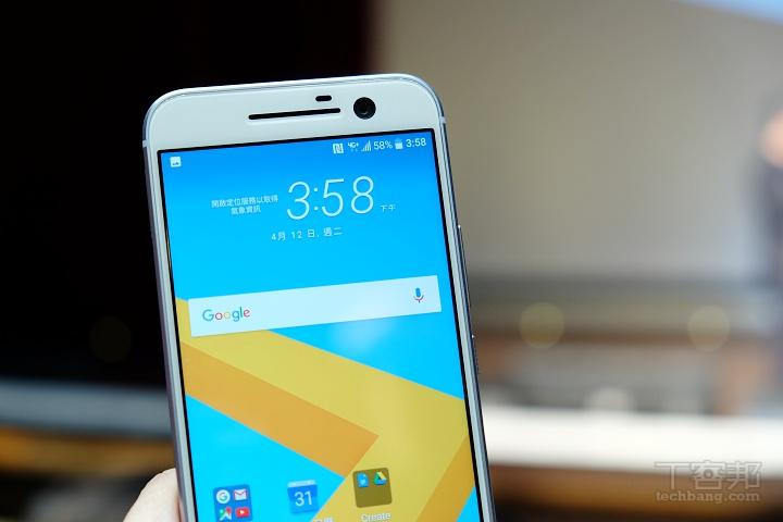 使用者介面大更新,HTC 10 減少內建 app 數量、導入 Material Design