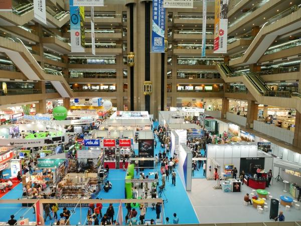2016 春季電腦展各大廠商攤位速覽