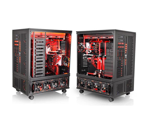 超級全模組機殼登場,曜越發佈 Core WP200 與 Core W200