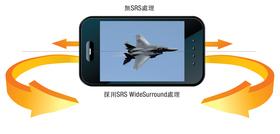 SRS發表首項雙聲道智慧型手機環繞聲解決方案