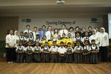 「縮短數位落差」專案捐贈電腦至泰國、印尼偏遠地區