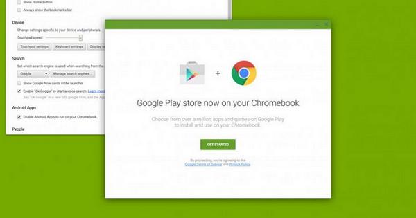Chromebook使用者注意,Google Play可能快要出現在你的電腦上了!