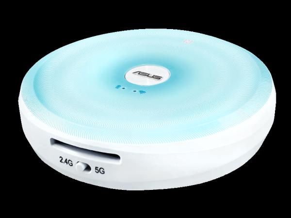 2.4/5GHz 雙頻支援,ASUS 推出 Travelair AC 口袋型無線隨身碟
