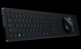 Razer 推出專為客廳沙發玩家打造的 Turret 無線鍵鼠組合
