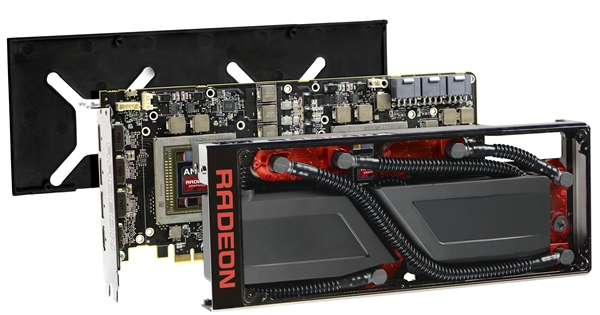 AMD推出為VR眼鏡平台打造的顯卡Radeon Pro Duo