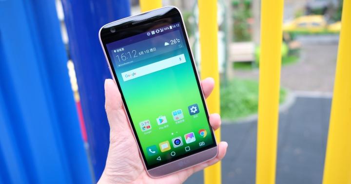 LG G5 動手玩,值得給予掌聲的設計與效能