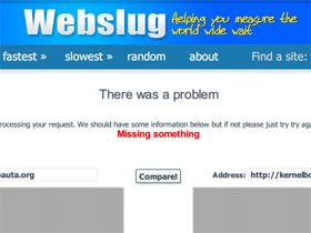 這一頁還要我們等多久?Webslug、WebWait