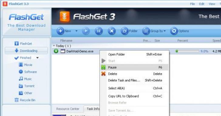 FlashGet官網消失,曾經風靡一時的下載利器自然淘汰(更新:官網已恢復)