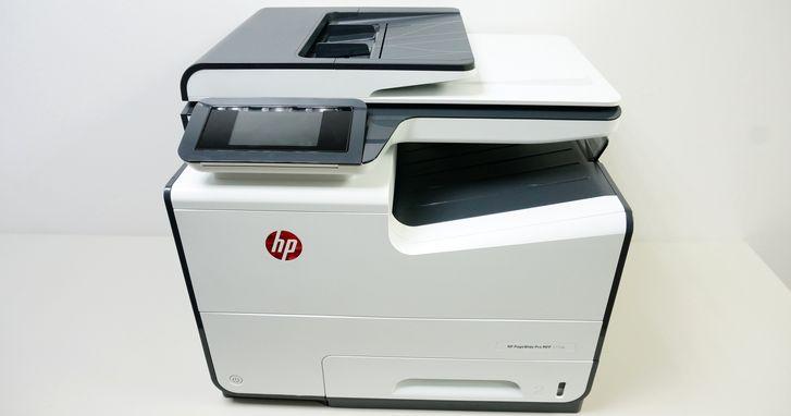 HP PageWide Pro MFP 577dw 評測:列印速度超越雷射的超高速商用噴墨印表機