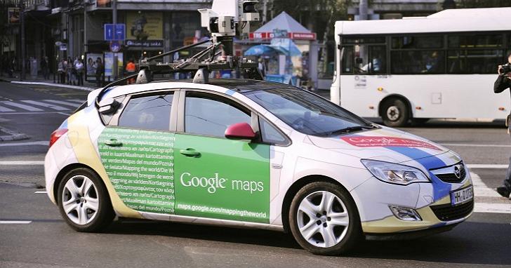 裝很大!費城警方將偵防車偽裝成Google街景車被抓包
