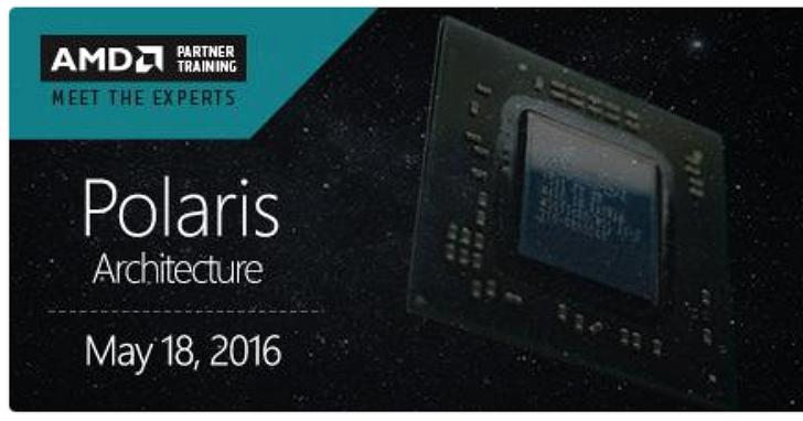 終於要現身!AMD官方即將舉辦北極星顯卡說明會