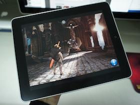 iPad 必玩,超炫 iOS 3D遊戲大作 Infinity Blade