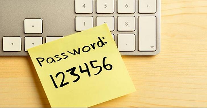 密碼寫下來卻怕被看到?試試紙本也能用的「兩步驟密碼」吧!