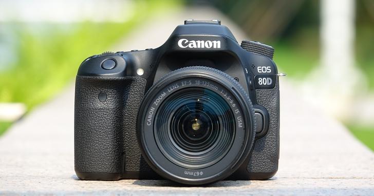 對焦性能全面躍進 Canon EOS 80D 評測
