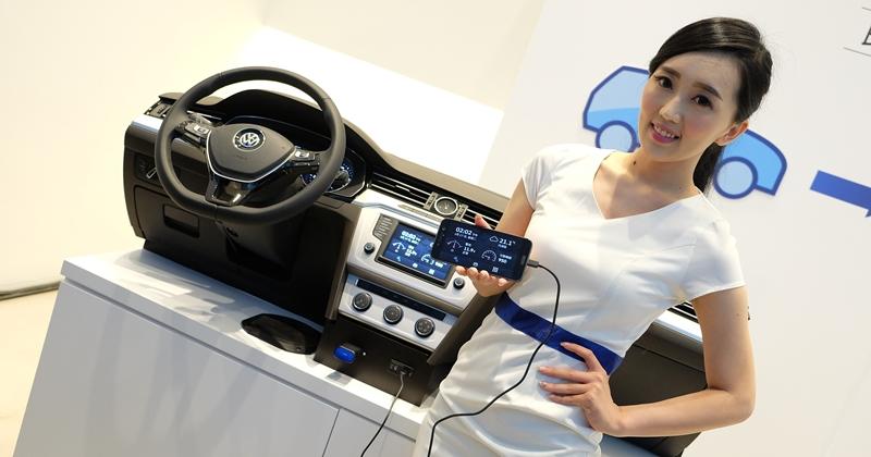 HTC 與福斯合作,七月起 VW 新車免費安裝即時車況監控系統