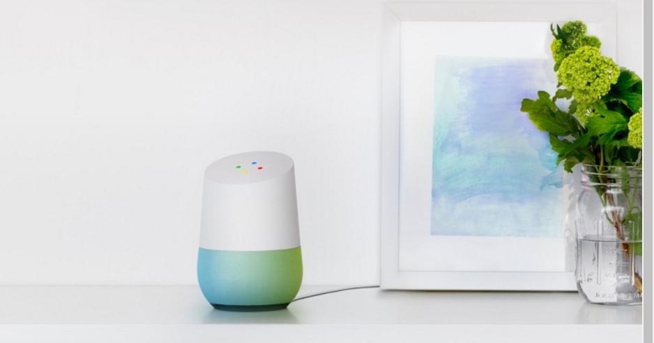 Google Home 家庭語音助理登場,預計下半年上市