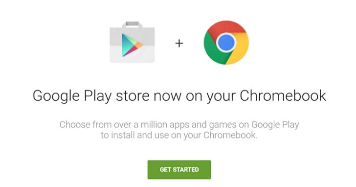 是真的,Chrome OS將可以安裝Android App以及Google Play商店