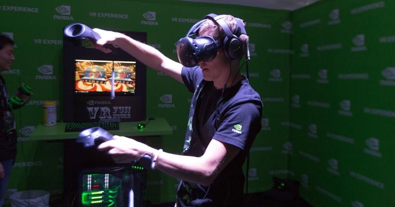 NVIDIA 與台北市政府打造首座虛擬實境實驗室,推廣 VR 內容開發