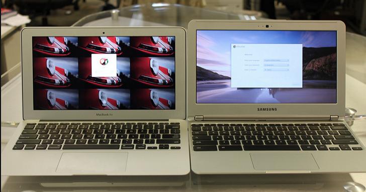 Chromebook在美國銷量首次超過Macbook,但這不代表其它國家也能複製