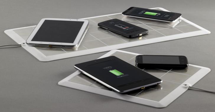 和無線充電一樣方便,還可維持有線充電效率的Energysquare