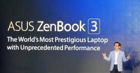 挑戰超輕薄!華碩發表 ZenBook 3、Transformer 3 Pro、Transformer 3 與 Transformer Mini