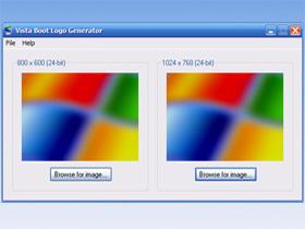 換掉 Windows Vista 死板的開機畫面