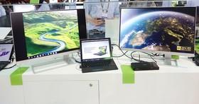 Acer Aspire S13 及 Switch Alpha 12 上市,多款 Windows 10 及 Android 二合一筆電亮相