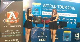 COMPUTEX 2016新亮點: HWBOT與CyberMedia攜手舉辦世界超頻大賽