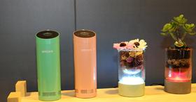 抗PM2.5,台灣廠商研發的Omcare 行動空氣清淨機