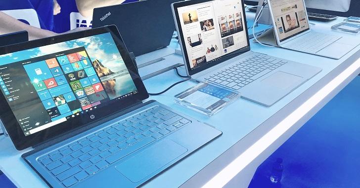 HP Spectre 旗艦筆電現身Computex:HP Spectre 13.3 及 HP Spectre 12 x2