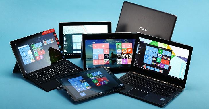 【T觀點】 輕薄筆電新趨勢:規格突破、效能倍增、觸控螢幕翻轉最夯!