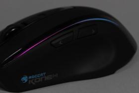 ROCCAT Kone[+] 四色炫光電競滑鼠