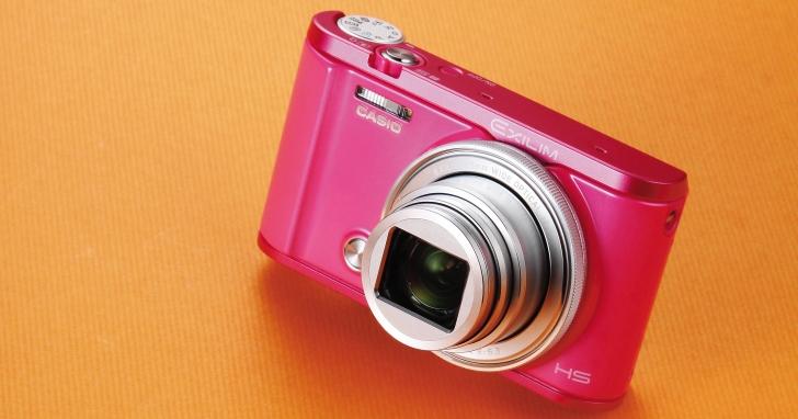 Casio ZR-3600-12倍變焦 美顏相機新進化