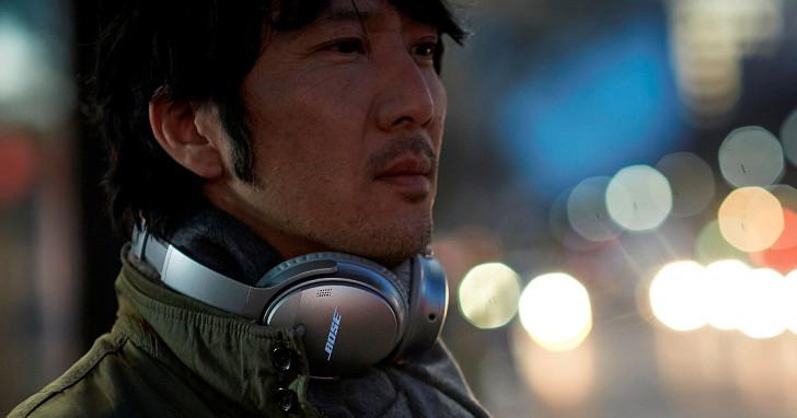 Bose 發佈全新 QuietComfort、SoundSport 系列消噪及運動耳機