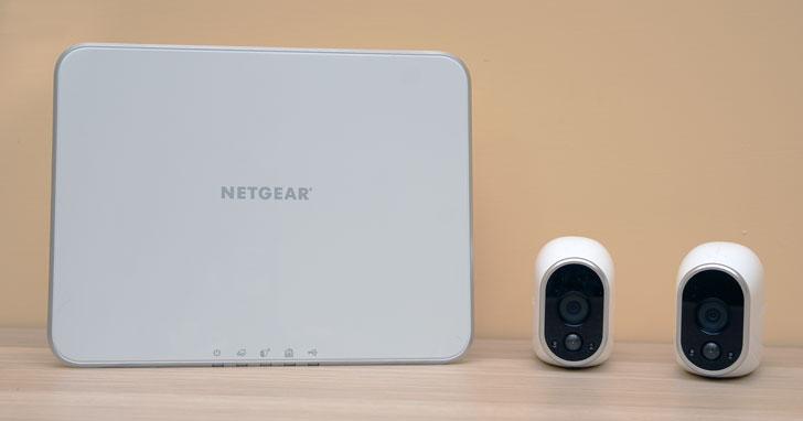 輕鬆啟動你的雲端之眼!「真」無線雲端攝影機:Netgear Arlo 產品開箱與使用體驗心得!